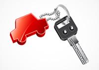 אילוסטריציה של מפתחות רכב