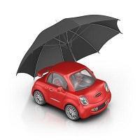 אילוסטרציה של כיסוי מטרייה מהדמה כיסוי של ביטוח CDW